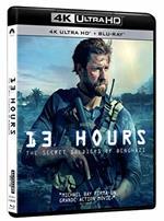 13 Hours. The Secret Soldiers of Benghazi (Blu-ray + Blu-ray 4K Ultra HD)
