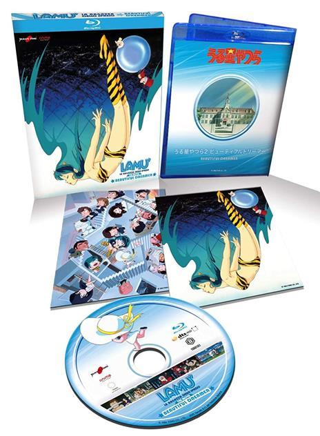 Lamù. Beautiful Dreamer (Blu-ray) di Mamoru Oshii - Blu-ray - 2