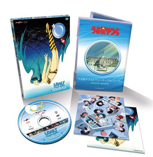 Lamù. Beautiful Dreamer (DVD) di Mamoru Oshii - DVD - 2
