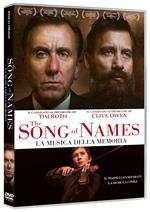 The Song of Names. La musica della memoria (DVD)