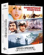 Cofanetto Steven Spielberg (3 Blu-ray)
