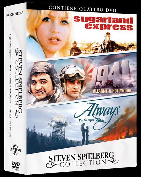 Cofanetto Steven Spielberg (3 DVD) di Steven Spielberg