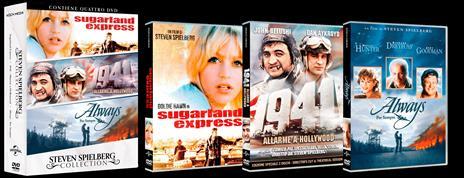 Cofanetto Steven Spielberg (3 DVD) di Steven Spielberg - 3