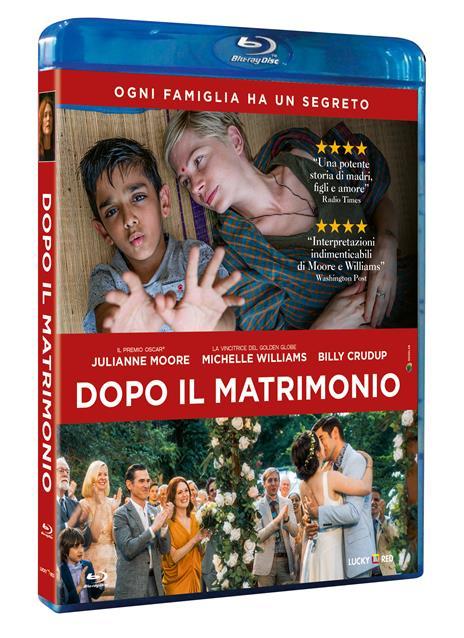 Dopo il matrimonio (Blu-ray) di Bart Freundlich - Blu-ray