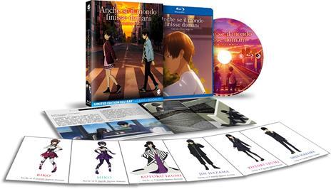 Anche se il mondo finisse domani. The Relative Worlds (Blu-ray) di Yuhei Sakuragi - Blu-ray - 2