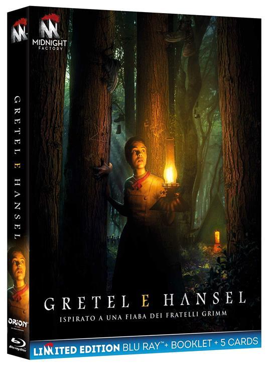 Gretel e Hansel (Blu-ray) di Oz Perkins - Blu-ray