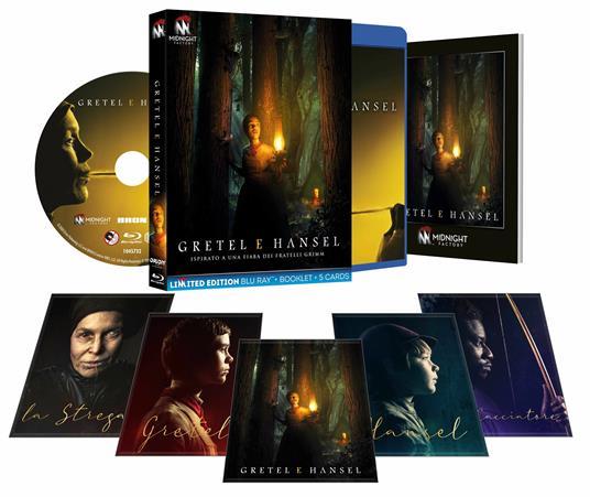 Gretel e Hansel (Blu-ray) di Oz Perkins - Blu-ray - 2
