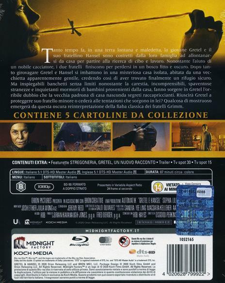 Gretel e Hansel (Blu-ray) di Oz Perkins - Blu-ray - 3