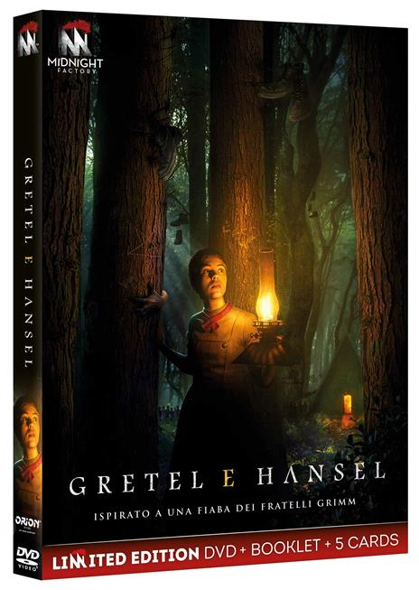 Gretel e Hansel (DVD) di Oz Perkins - DVD