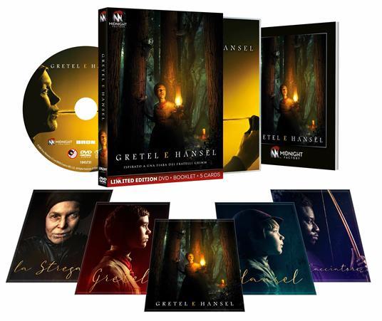 Gretel e Hansel (DVD) di Oz Perkins - DVD - 2