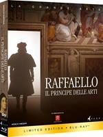 Raffaello. Il principe delle arti (Blu-ray)