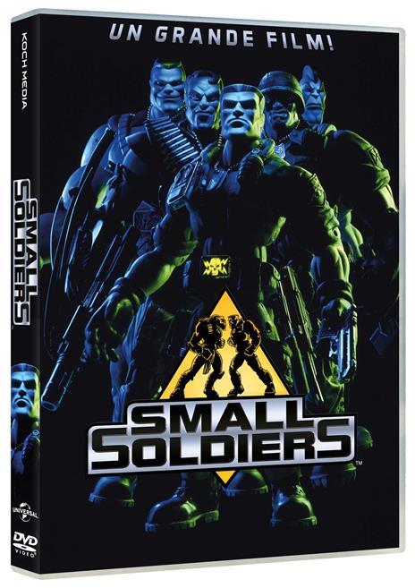 Small Soldiers (DVD) di Joe Dante - DVD