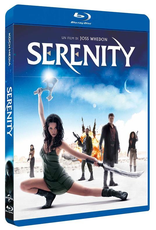 Serenity (Blu-ray) di Joss Whedon - Blu-ray