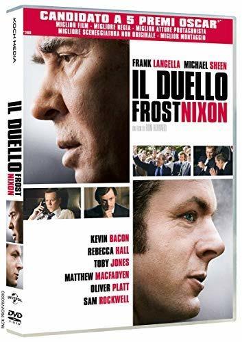 Frost Nixon. Il duello (DVD) di Ron Howard - DVD