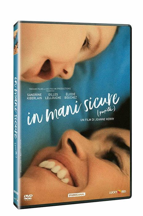 In mani sicure. Pupille (DVD) di Jean Herry - DVD