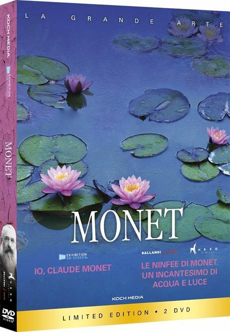 Monet (2 DVD) di Gianni Troilo,Phil Grabsky - DVD
