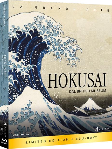 Hokusai dal British Museum (DVD) di Patricia Wheatley - DVD