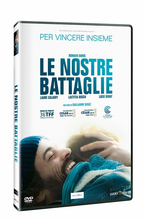 Le nostre battaglie (DVD) di Guillaume Senez - DVD