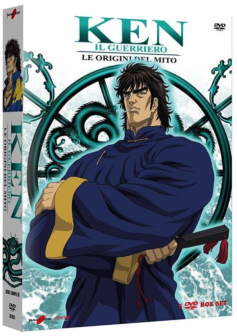 Ken Il Guerriero. Le origini del mito (5 DVD) di Yoshihiro Yamaguchi - DVD