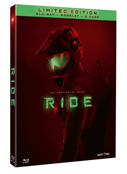 Ride (Blu-ray) di Jacopo Rondinelli - Blu-ray