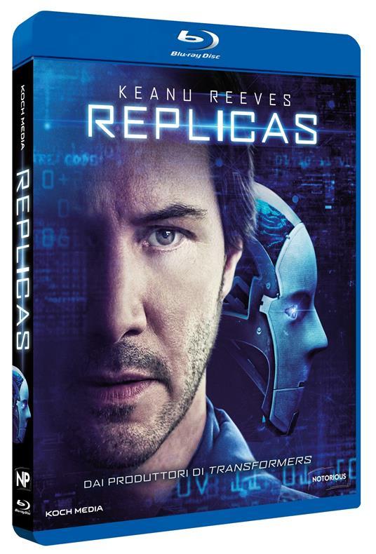 Replicas (Blu-ray) di Jeffrey Nachmanoff - Blu-ray