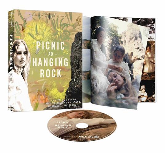 Picnic ad Hanging Rock. Il film (Blu-ray) di Peter Weir - Blu-ray