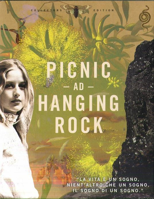 Picnic ad Hanging Rock. Il film (Blu-ray) di Peter Weir - Blu-ray - 2
