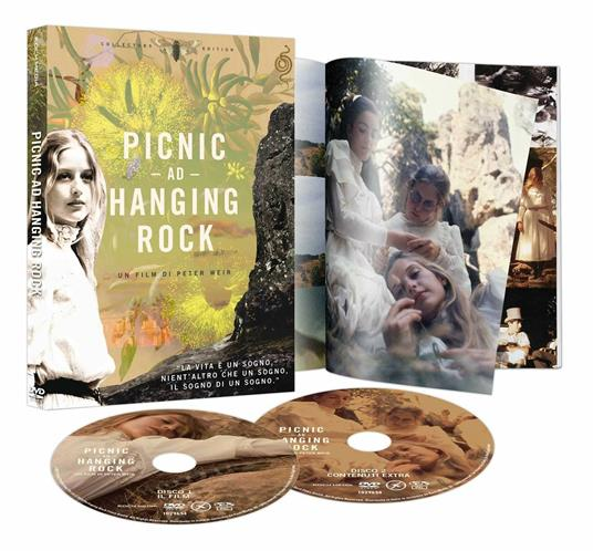 Picnic ad Hanging Rock. Il film (2 DVD) di Peter Weir - DVD