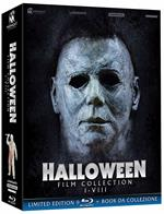Cofanetto Halloween Film Collection (9 Blu-ray)