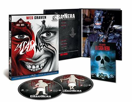 La casa nera (2 Blu-ray) di Wes Craven - Blu-ray