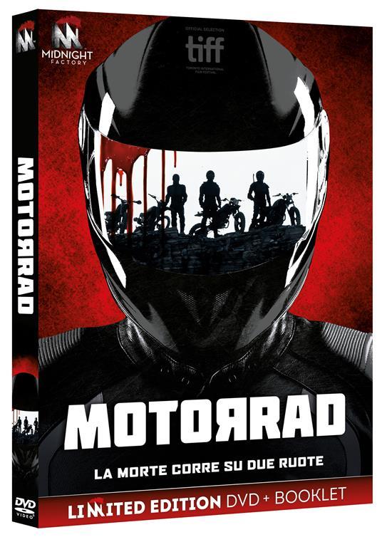 Motorrad (DVD) di Vicente Amorim - DVD