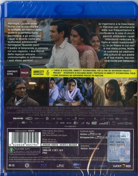 Cosa dirà la gente (Blu-ray) di Iram Haq - Blu-ray - 3