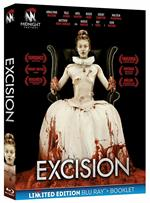 Excision. Limited Edition con Booklet (Blu-ray)