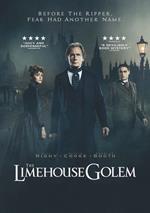 The Limehouse Golem. Mistero sul Tamigi (DVD)