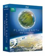 Planet Earth. The Collection. Pianeta Terra 1+2 (6 Blu-ray)