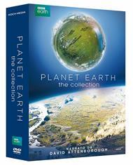 Planet Earth. The Collection. Pianeta Terra 1+2  (7 DVD)