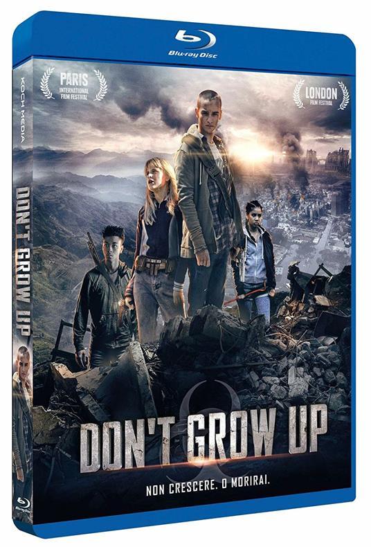 Don't Grow Up (Blu-ray) di Thierry Poiraud - Blu-ray