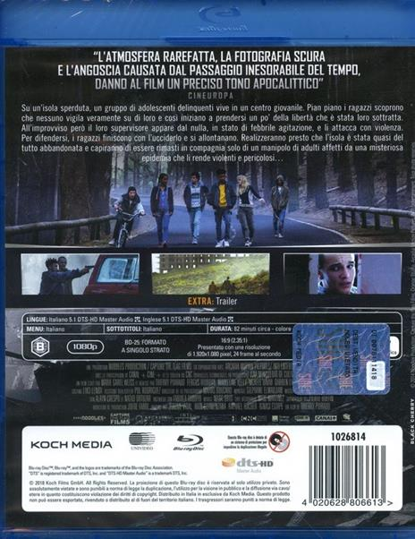 Don't Grow Up (Blu-ray) di Thierry Poiraud - Blu-ray - 2