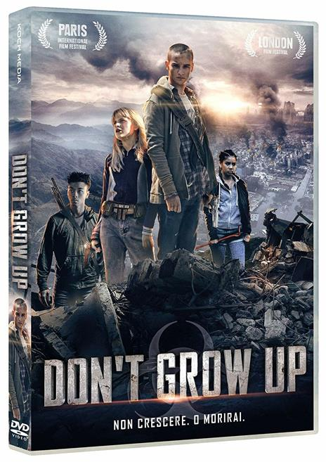 Don't Grow Up (DVD) di Thierry Poiraud - DVD