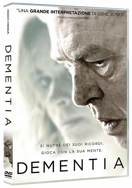 Dementia (DVD) di Mike Testin - DVD