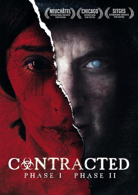 Contracted: Phase 1 - Phase 2. Limited Edition con booklet (2 DVD) di Eric England,Josh Forbes