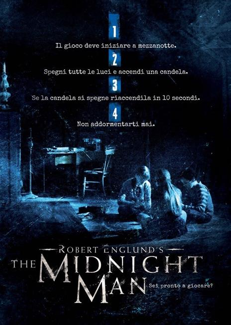 The Midnight Man. Edizione limitata (Blu-ray) di Travis Zariwny - Blu-ray