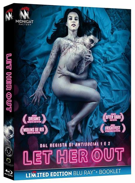 Let Her Out (Blu-ray) di Cody Calahan - Blu-ray