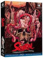 I carnivori venuti dalla Savana. Squirm (Blu-ray)