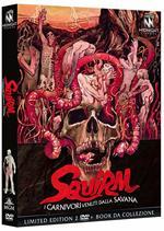 I carnivori venuti dalla Savana. Squirm (DVD)
