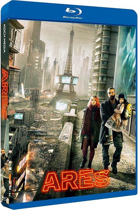 Ares (Blu-ray) di Jean-Patrick Benes - Blu-ray