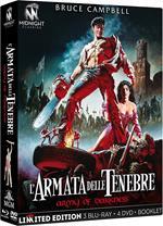 L' armata delle tenebre. Limited edition con Booklet (4 DVD + 3 Blu-ray)