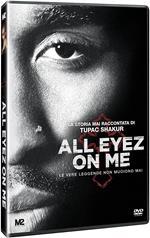 All Eyez on Me. La storia mai raccontata di Tupac Shakur (DVD)