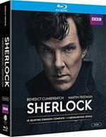 Sherlock. Definitive Edition. Stagioni 1 - 4 + L'abominevole sposa (10 Blu-ray)