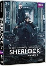 Sherlock. Stagione 4. Serie TV ita (2 DVD)